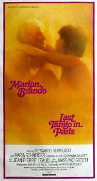 affiche  Le Dernier tango à Paris 10891